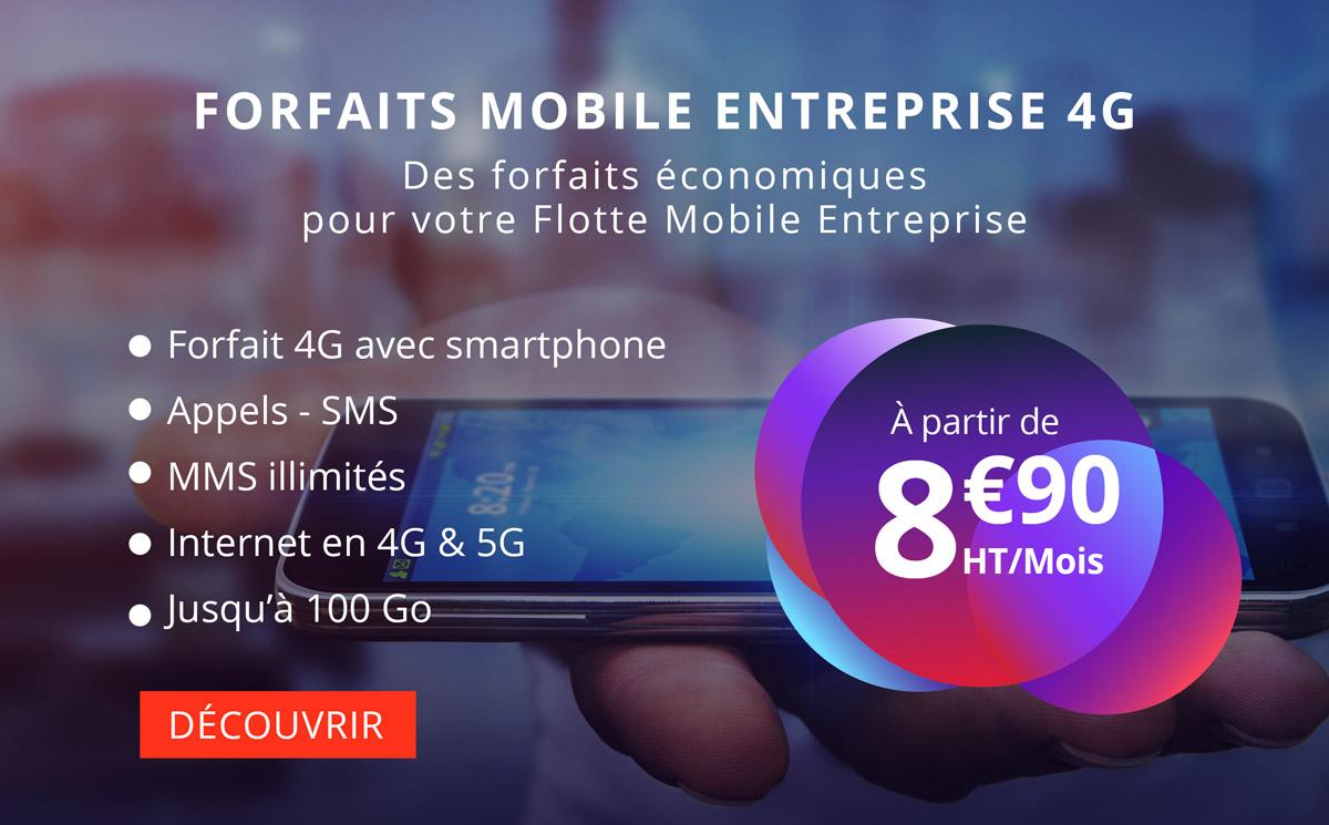 Offre mobile entreprise